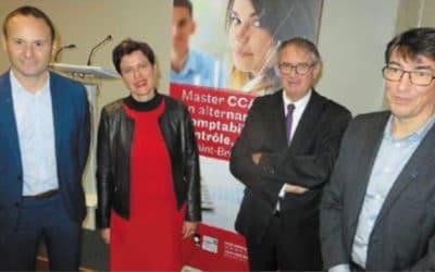 Sébastien Buet s'associe au lancement du Master CCA à Saint-Brieuc