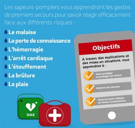 Formation Prévention et Secours Civique (PSC1)